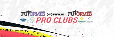 Torrneo Pro Clubes Fifa 20